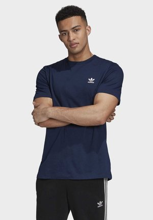 TREFOIL ESSENTIALS T-SHIRT - T-shirts basic - blue