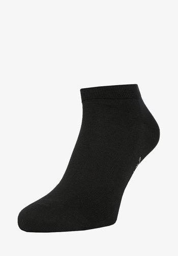 COOL 24/7 SNEAKER - Socks - black