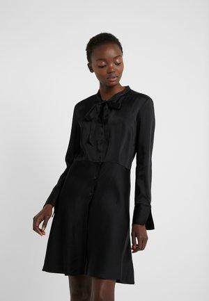 EMERA - Skjortekjole - black