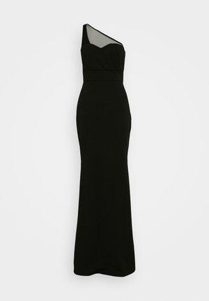 ONE SHOULDER MAXI DRESS - Occasion wear - black