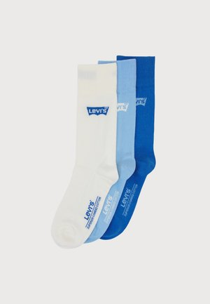 REGULAR CUTBATWING LOGO 3 PACK - Socks - blue combo