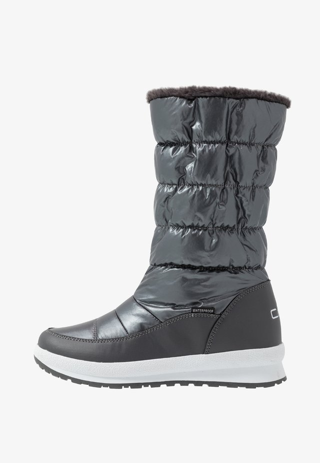 HOLSE WP - Winter boots - antracite