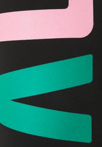 Love Moschino - Teplákové kalhoty - black - 2