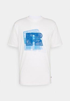 GRANGER - Print T-shirt - soya