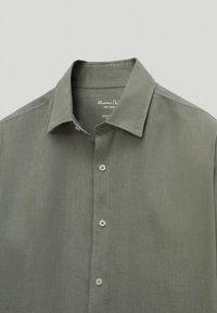 Massimo Dutti - Shirt - evergreen - 4