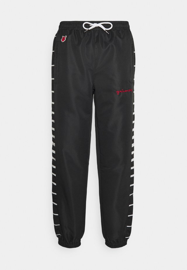 GRMY X GZUZ UNISEX TRACK PANTS - Trainingsbroek - black