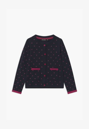 SMALL GIRLS - Strikjakke /Cardigans - navy blazer