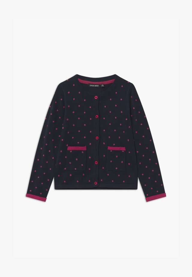 SMALL GIRLS - Cardigan - navy blazer