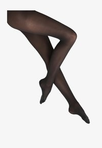 60 DEN WARM UP - Tights - anthrazit