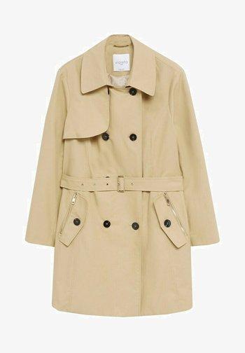 CRISTINA - Trenchcoat - beige
