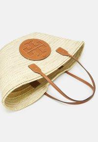 Tory Burch - ELLA BASKET TOTE - Tote bag - natural - 5