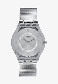 Swatch - METAL KNIT - Klokke - grey - 1