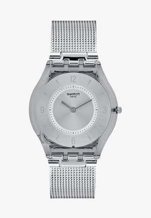 METAL KNIT - Watch - grey