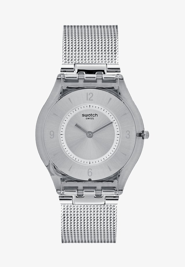 METAL KNIT - Horloge - grey