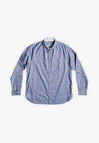 Quiksilver - LONG SLEEVED - Overhemd - blue indigo - 4