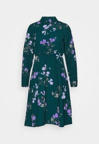 VMANNIE DRESS - Shirt dress - ponderosa pine/hallie