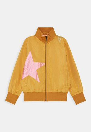 HAZEL - Bomber Jacket - honey