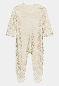 Cotton On - LONG SLEEVE ZIP ROMPER 2 PACK  - Pyjama - multicolor - 1