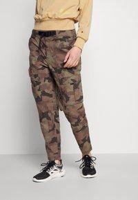 Columbia - WALLOWA™ PANT - Trousers - cypress - 0