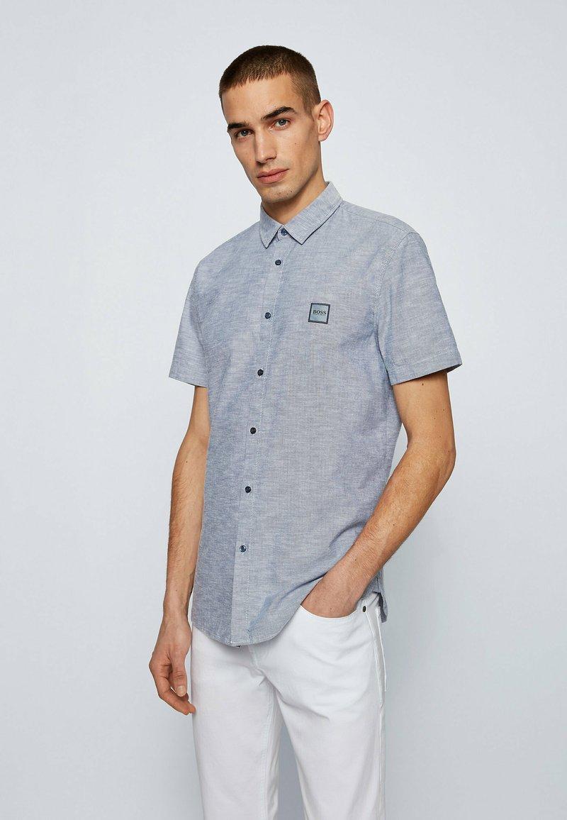BOSS - Shirt - dunkelblau