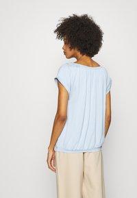 Soyaconcept - SC-MARICA 4 - Basic T-shirt - skyway blue - 2