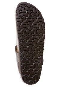 Birkenstock - GIZEH - T-bar sandals - mocca - 2