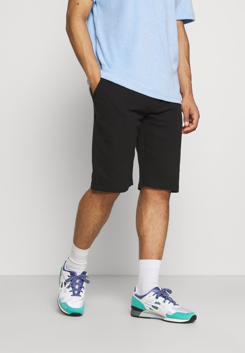 Tommy Hilfiger - ONE PLANET UNISEX - Shorts - black
