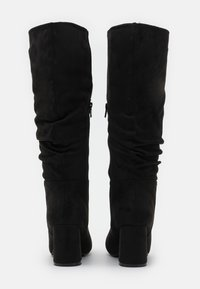 New Look - BILLIE - Vysoká obuv - black - 3