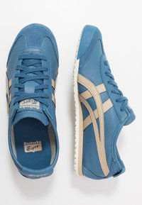 Onitsuka Tiger - MEXICO 66 UNISEX - Baskets basses - winter sea/wood - 1