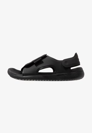SUNRAY ADJUST 5 - Walking sandals - black/white
