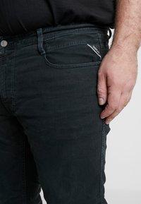 Replay Plus - Jeans slim fit - black denim - 3