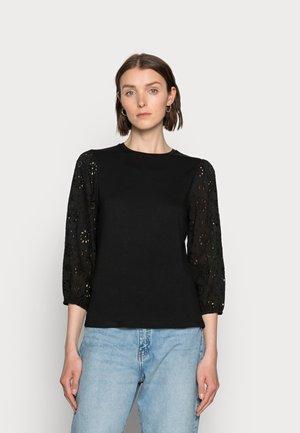 NECLA - Long sleeved top - black