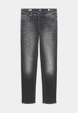 JJIGLENN JJORIGINAL - Jeans Straight Leg - grey denim