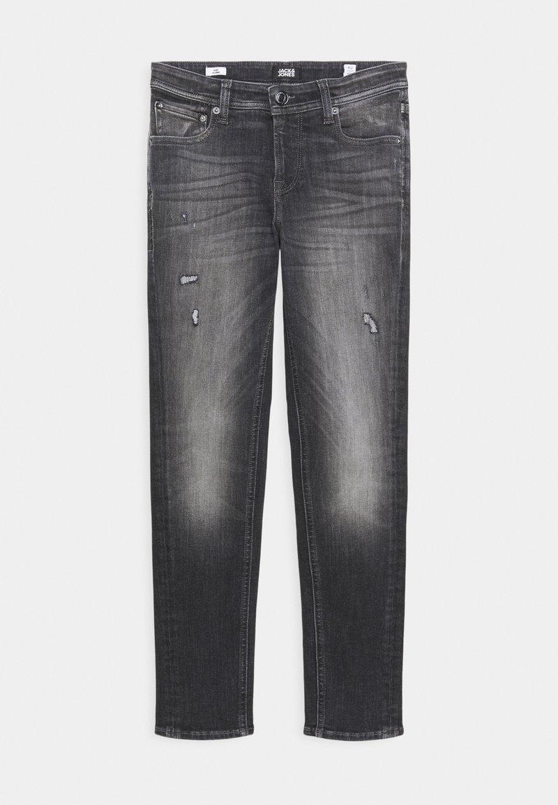 Jack & Jones Junior - JJIGLENN JJORIGINAL - Straight leg jeans - grey denim