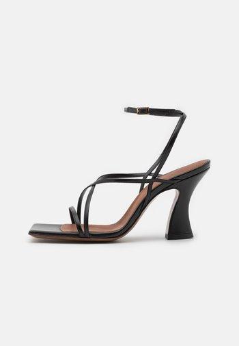 HEEL - Sandaler - black