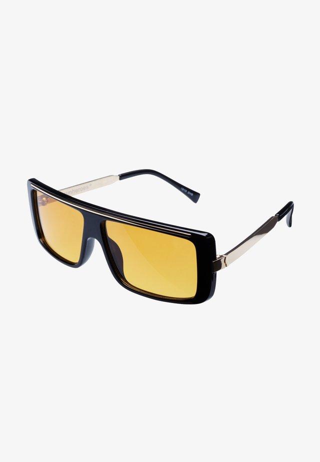 Sluneční brýle - black/orange