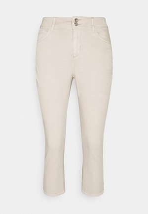 KATE CAPRI - Shorts - dusty beige