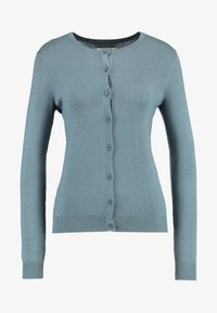 Zalando Essentials - Cardigan - petrol - 4