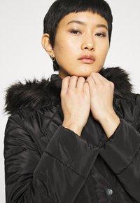 Dorothy Perkins - LONG PUFFER COAT - Winter coat - black - 3