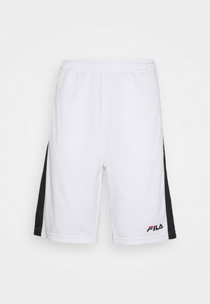 Shorts - bright white/black