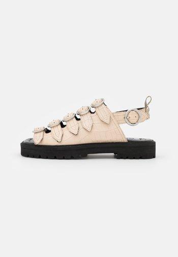 SCOUT - Sandals - bone