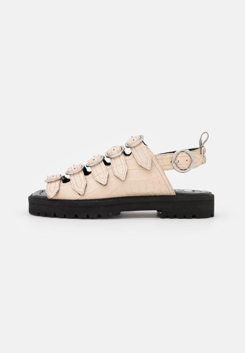 ASRA - SCOUT - Sandals - bone