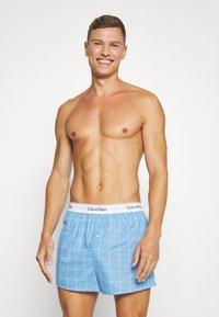 Calvin Klein Underwear - MODERN BOXER SLIM 2 PACK - Boxershorts - beige - 3