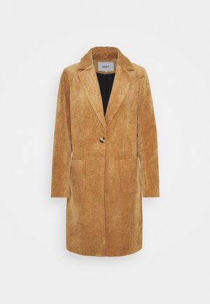 Short coat - tobacco brown