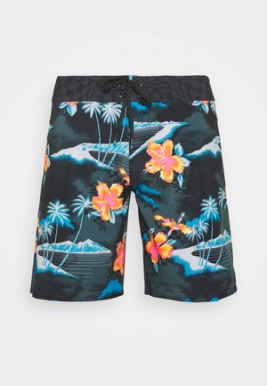 SUNDAYS AIRLITE - Swimming shorts - black/multi-coloured