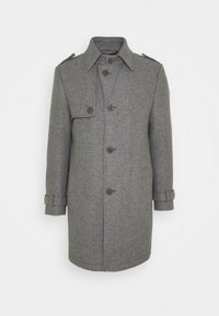 SKOPJE - Short coat - grey