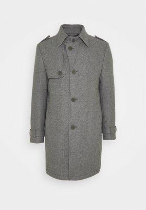 SKOPJE - Krátký kabát - grey