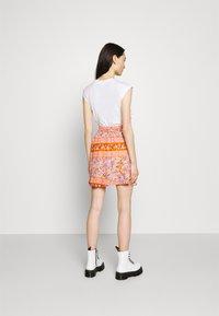 Vila - VICITY FESTIVAL WRAP SKIRT - Wrap skirt - lavender - 2