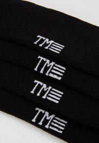 Topman - 4 PACK TUBE SOCKS  - Socks - black - 2