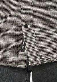 Calvin Klein Tailored - SLIM FIT - Shirt - black - 7